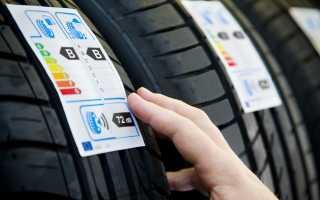 Обозначения на покрышках автомобилей
