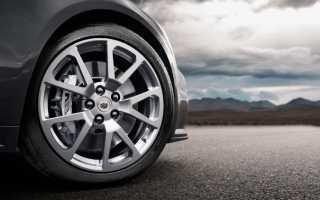 Сила трения колеса машины