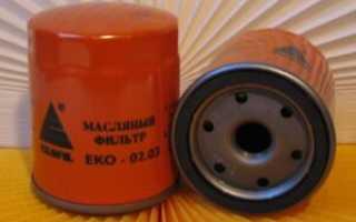 Фильтр масляный манн на ваз 2110