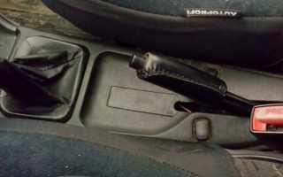 Тип тормозной системы ваз 2107
