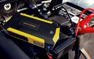 Пусковое устройство в прикуриватель для автомобиля