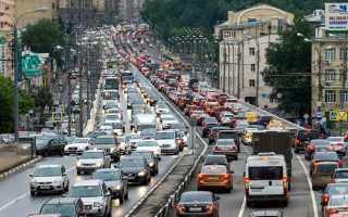 Сколько всего автомобилей в россии