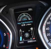Расход метана на автомобиле на 100 км