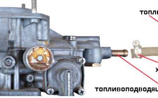 Патрубок воздушного фильтра ваз 2107 карбюратор