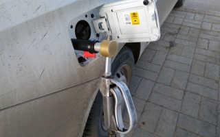 Лада веста cng расход газа