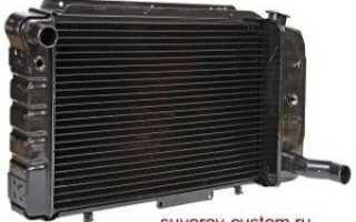 Проверка радиатора на герметичность