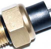 Датчик вентилятора ваз 2107 инжектор где находится