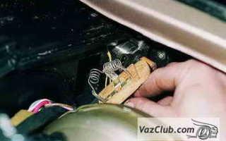 Резистор печки ваз 2110 ремонт